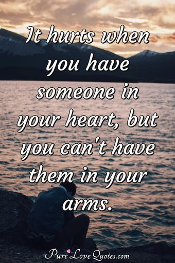 Quotes about loving someone u cant have