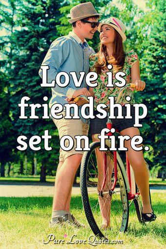 Love Is Quotes Purelovequotes