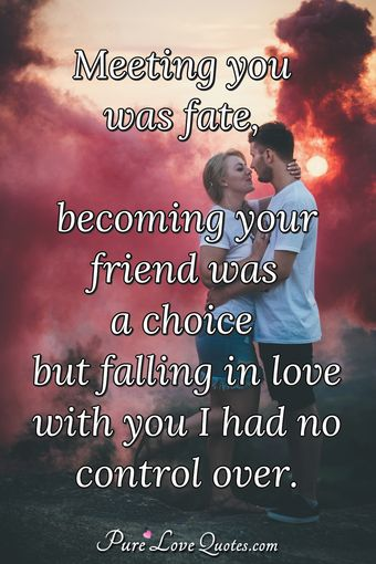 Falling In Love Quotes Purelovequotes