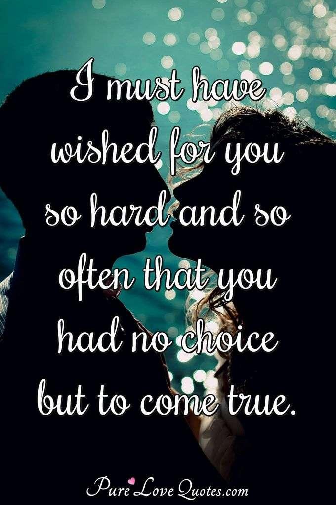 Love Quotes For Him Purelovequotes
