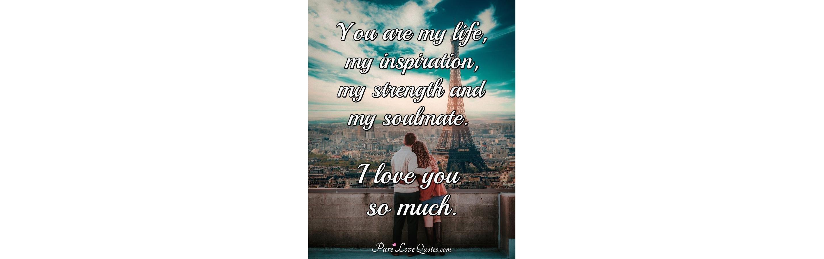 I love you so much sprüche