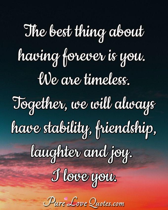 I still love you friend quotes