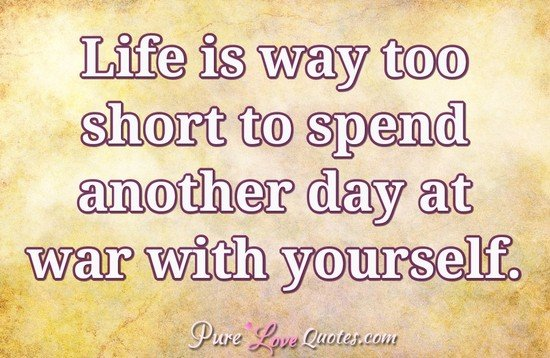 Quotes About Life Being Short Gorgeous Being Yourself Is The Prettiest Thing You Can Be Purelovequotes